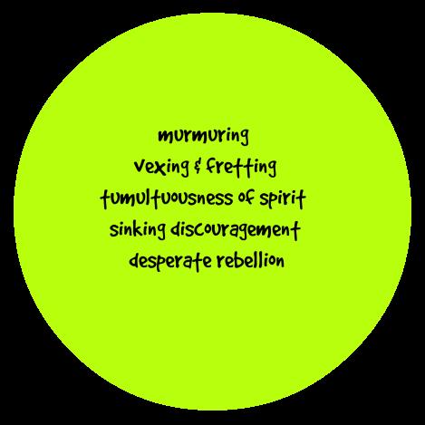 murmuring circle